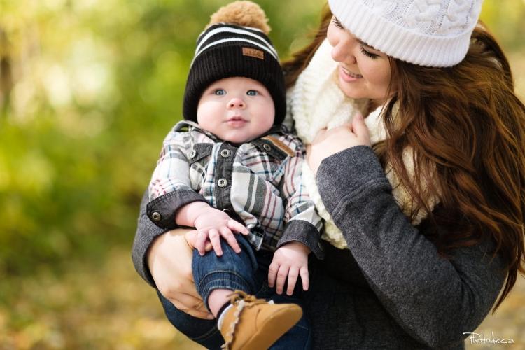 photographe de portait extérieur session maternité famille impression photoshoot shooting photo st-eustache automne