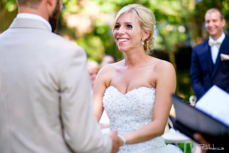 mariage cérémonie couple photo photographe st-eustache ste-thérese extérieure