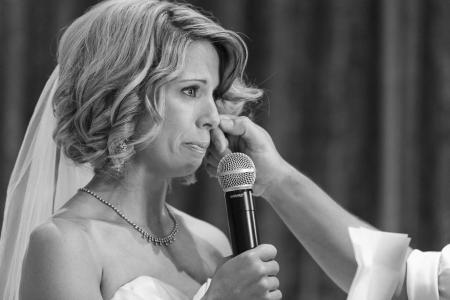 Cérémonie touchante émotion photo naturelle photographe de mariage auberge mont-gabriel