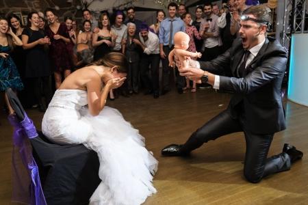 photo naturelle sur le moment de mariage chez constantin à St-Eustache dans les laurentides